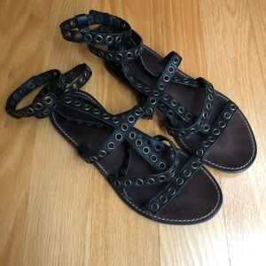 Isabel Marant Gladiator Sandals